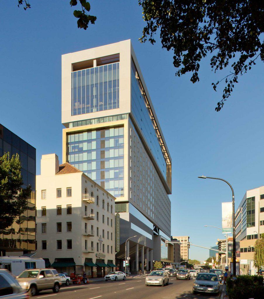 Sacramento Downtown Commons Rios Clementi Hale Studios
