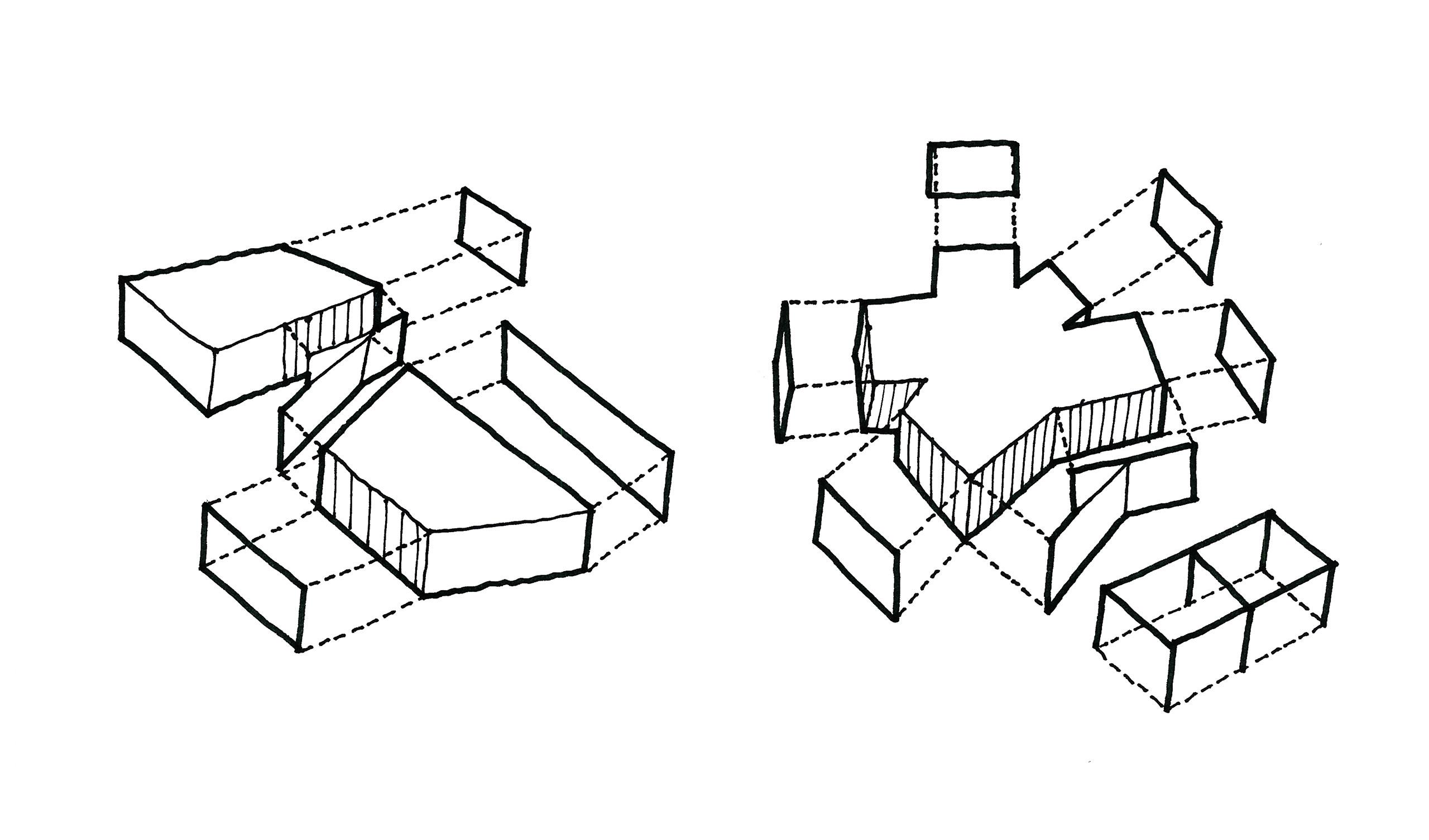 building diagram outline