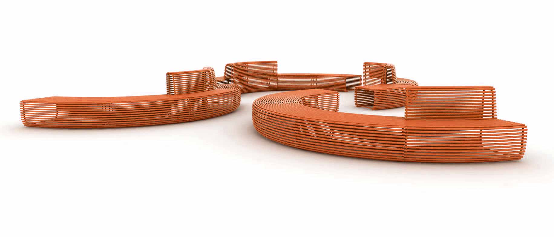 Dynamic configurations of Rio Outdoor Furnishings