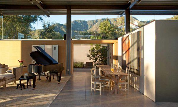 Montecito Contemporary Residence