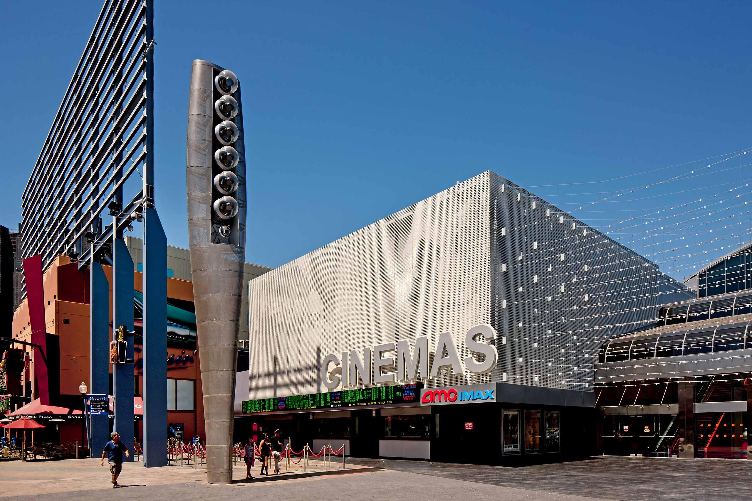 Universal Cineplex RIOS plaza CityWalk