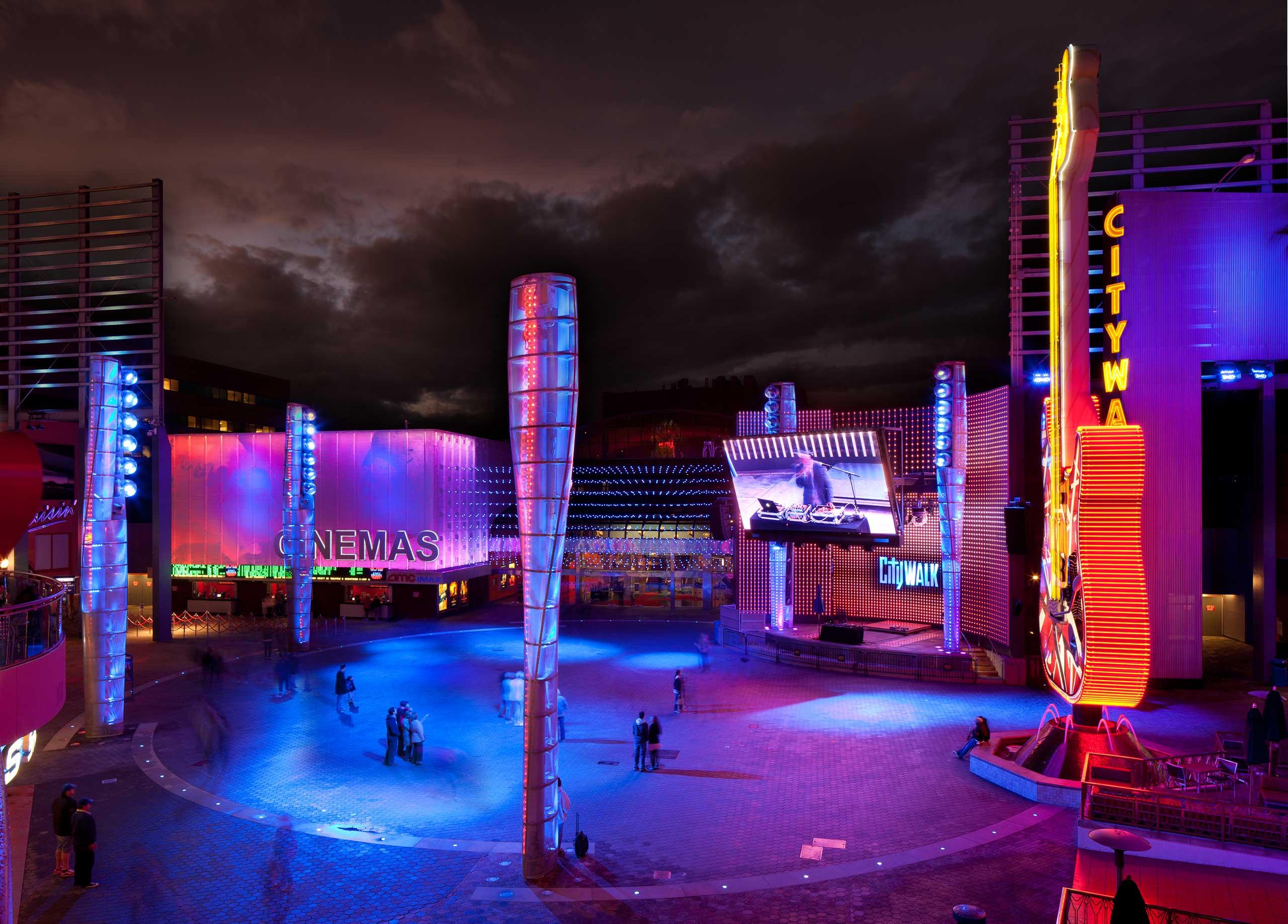 Universal Cineplex RIOS plaza CityWalk Performance Space