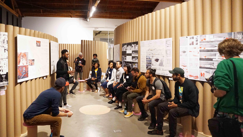 AIA small talks: LA