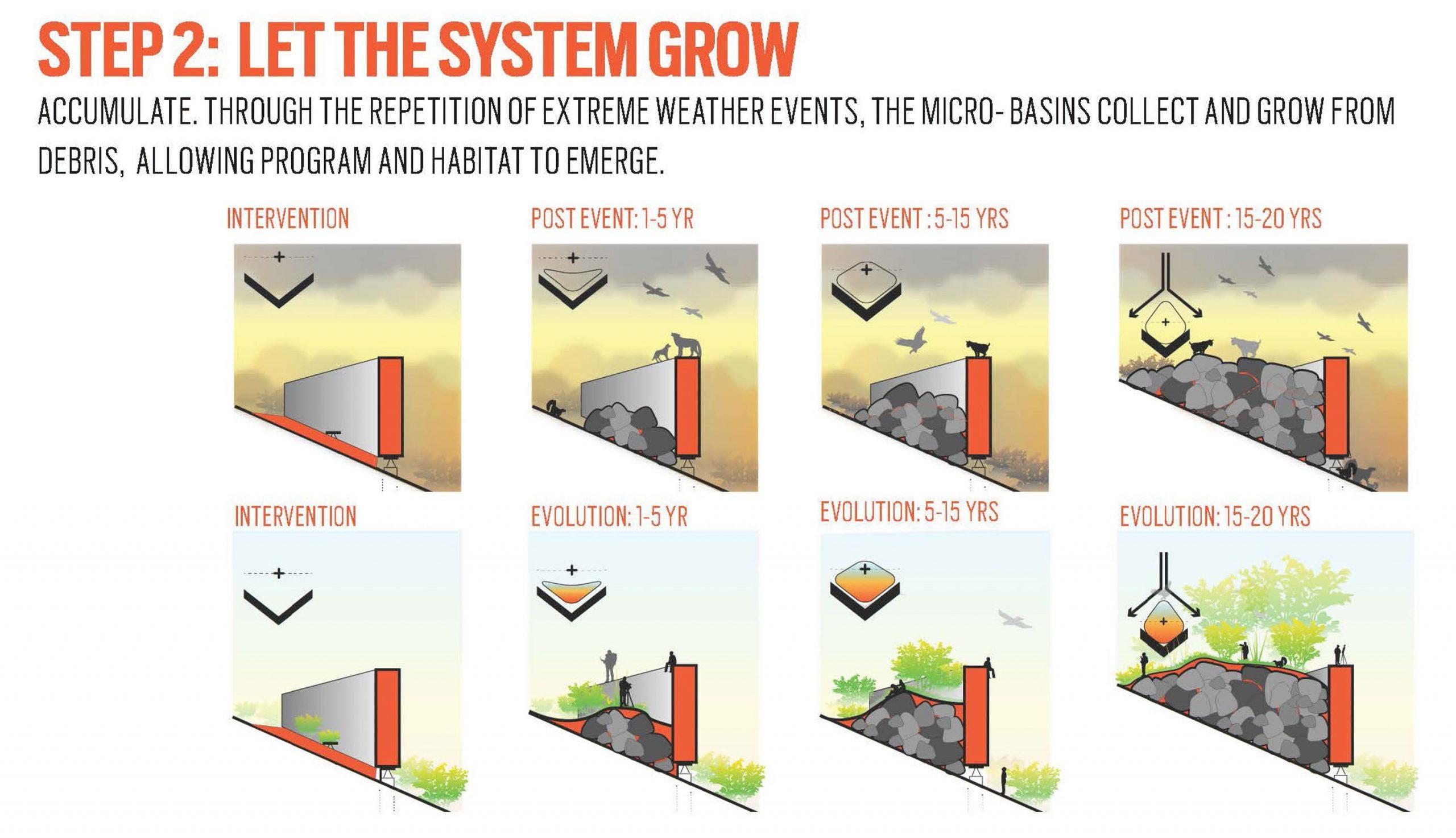 System growth diagram