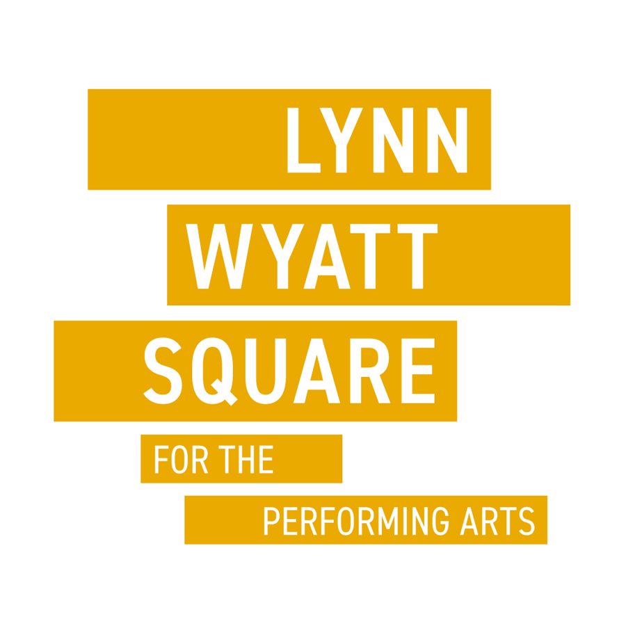The primary logo for Lynn Wyatt Square