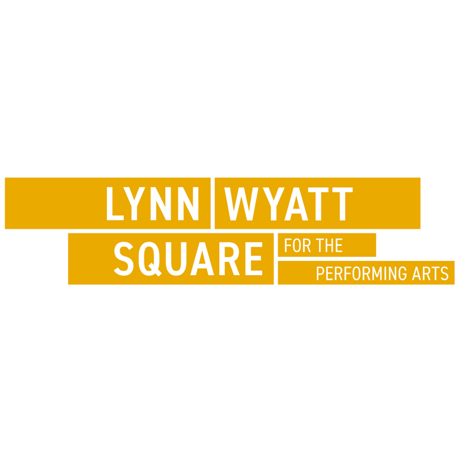 The secondary logo for Lynn Wyatt Square